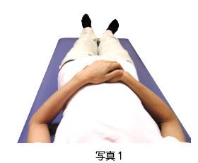 梨状筋拘縮側の筋肉の割り出し方